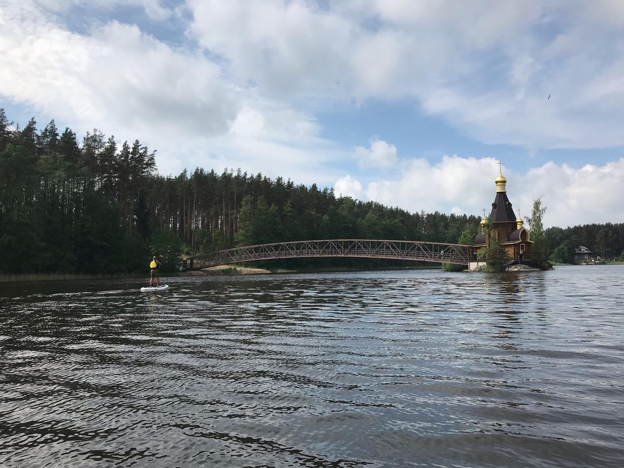 13:45. Храм Андрея Первозванного.